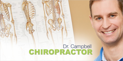 Dr. Colin Campbell  Chiropractic Professional IncorporatedB.Sc.H., B.P.H.E., A.R.T., D.C.